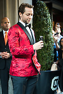 Derek Blasberg at the Met Gala 2015