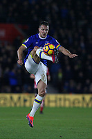 Football - 2016 / 2017 Premier League - Southampton vs. Everton<br /> <br /> Phil Jagielka of Everton controls a high ball at St Mary's Stadium Southampton England<br /> <br /> COLORSPORT/SHAUN BOGGUST