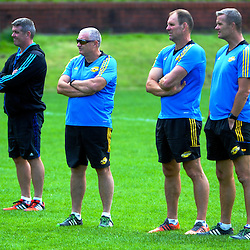 1,04,2016 Hurricanes super rugby training