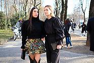 Milan Fashion Week F/W 2019