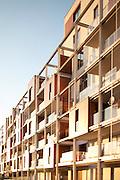 Milonga - a part of Eko Park Estate in Warsaw. Architect: Kurylowicz & Associates