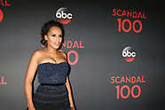 West Hollywood: ''Scandal'' 100th Show Party