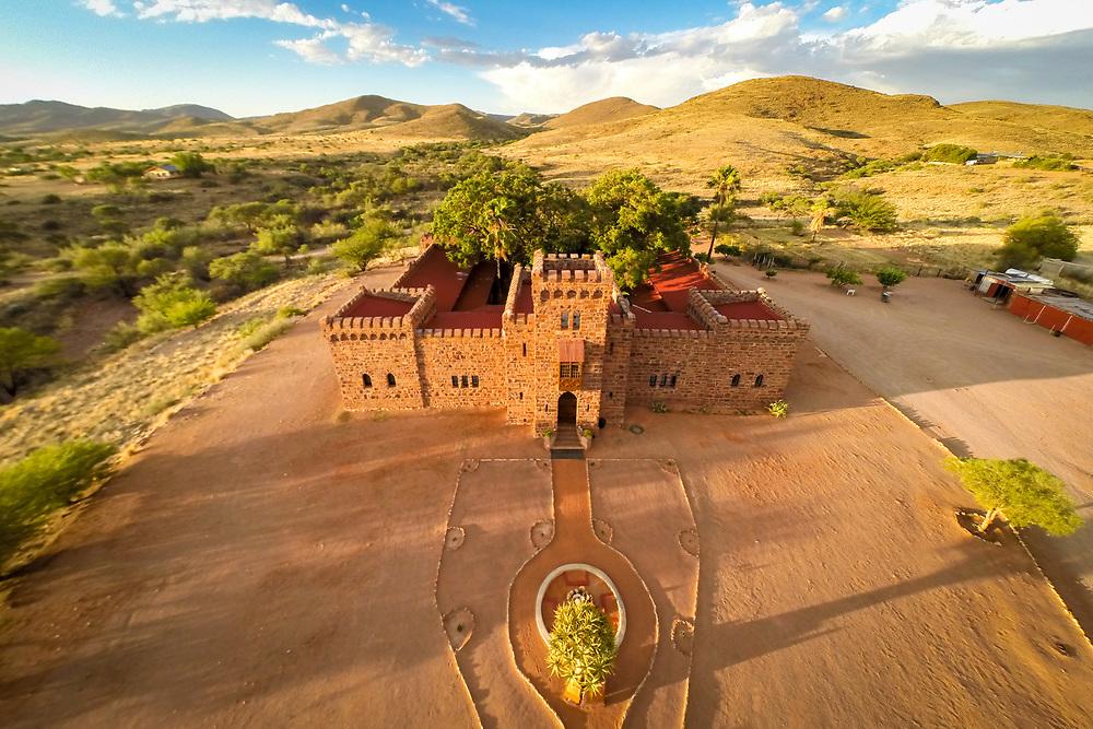 Maltahohe, Namibia - Duwisib Castle