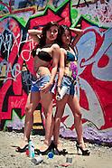Sorensen Graffiti Wall - Jenny Chansombat & Melanie Sothavy