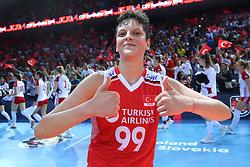 2019 VOLLEYBALL WOMEN'S EUROPEAN CHAMPIONSHIP<br /> POLAND - TURKEY<br /> ANKARA (TURKEY) SEPTEMBER 7TH, 2019