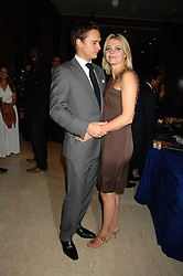 The EARL & COUNTESS OF MORNINGTON at a dinner to promote the Holders Season in Barbados held at The Four Seasons Hotel, Hamilton Place, London W1 on 30th January 2008.<br /> <br /> NON EXCLUSIVE - WORLD RIGHTS (EMBARGOED FOR PUBLICATION IN UK MAGAZINES UNTIL 1 MONTH AFTER CREATE DATE AND TIME) www.donfeatures.com  +44 (0) 7092 235465