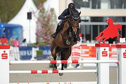 Rivetti, Cassio (UKR) Beau Limit<br /> Hagen - Horses and Dreams 2016<br /> © Stefan Lafrentz