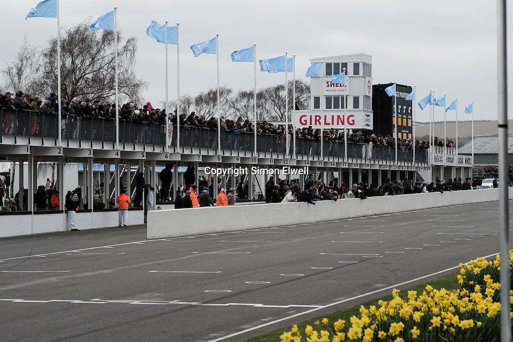 Goodwood Motor Racing - Annual Members' Meetings