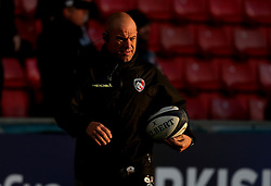 Richard Cockerill director of rugby for Leicester Tigers - Mandatory by-line: Robbie Stephenson/JMP - 23/10/2016 - RUGBY - Welford Road Stadium - Leicester, England - Leicester Tigers v Racing 92 - European Champions Cup