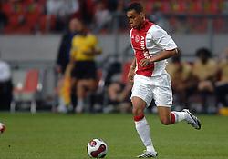 04-08-2007 VOETBAL: LG AMSTERDAM TOURNAMENT: AJAX - ARSENAL: AMSTERDAM<br /> Ajax verliest met 1-0 van Arsenal / <br /> &copy;2007-WWW.FOTOHOOGENDOORN.NL