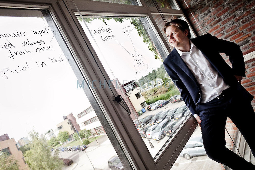 Pepijn Meddens, oprichter van Billink in Rotterdam