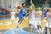 Cipro, 06/08/2011<br /> Cipro European Basketball Tour Italia Russia Italy Russia<br /> Nella foto: luca vitali<br /> Foto Ciamillo