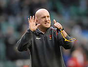 Twickenham, GREAT BRITAIN, Wales Coach Shaun EDWARDS, before the 2008 Six Nations Rugby Championship, England vs Wales at the RFU Stadium. 02.02.2008. [Mandatory Credit Peter Spurrier/Intersport Images]