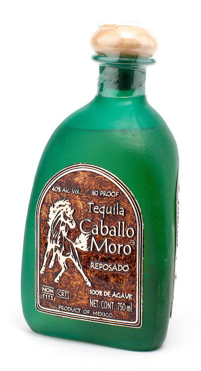 Caballo Moro Reposado -- Image originally appeared in the Tequila Matchmaker: http://tequilamatchmaker.com