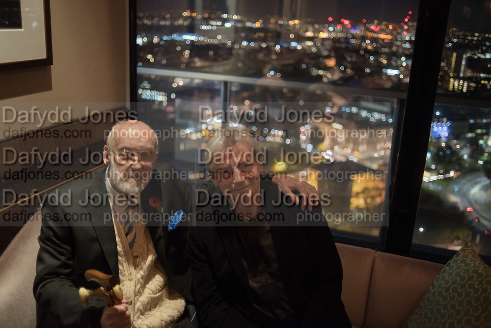 David Kirke, Dafydd Jones, Hilton Hyde Park corner, London, 8 November 2017