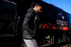 Ashley Williams of Bristol City arrives at Cardiff City - Mandatory by-line: Robbie Stephenson/JMP - 10/11/2019 -  FOOTBALL - Cardiff City Stadium - Cardiff, Wales -  Cardiff City v Bristol City - Sky Bet Championship