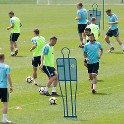 20180530: SLO, Football- Practice session of Slovenian National Team before match against Montenegro