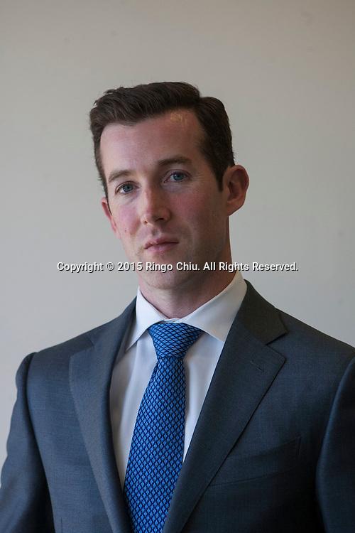 David Regan, Head of Investments for the West Region at J.P. Morgan Private Bank<br /> (Photo by Ringo Chiu/PHOTOFORMULA.com)