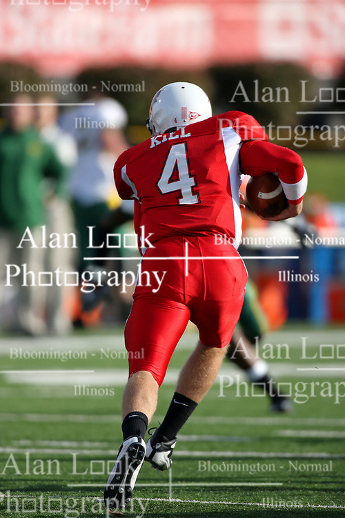 25 October 2008: Drew Kiel in a game which the North Dakota Bison defeated the Illinois State Redbirds at Hancock Stadium on campus of Illinois State University in Normal Illinois