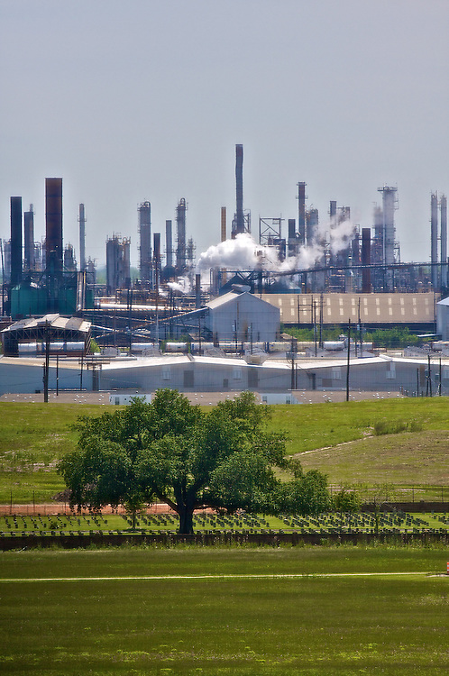 Chalmette Battlefield and Refinery