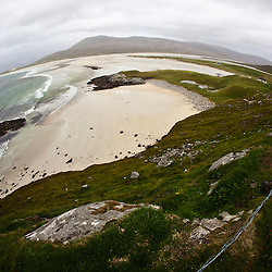 Seilebost Beach, Isle of Harris, September 2012