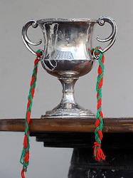 The U21 All Ireland Cup.<br />Pic Conor McKeown