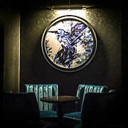 Interno di un cocktail bar<br /> <br /> inner of a cocktail bar