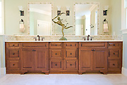 Custom Bathroom Vanity<br />