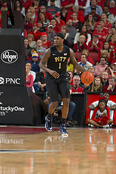 The University of Louisville hosted the University of Pittsburgh, Wednesday, Feb. 11, 2015 at Yum Center in Louisville. <br /> <br /> Photo by Jonathan Palmer