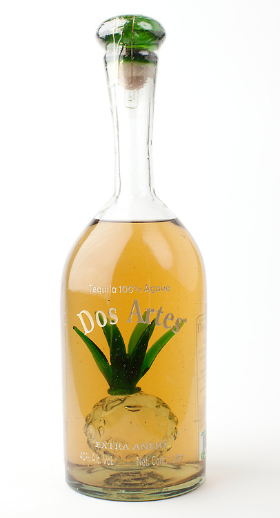 Dos Artes extra anejo -- Image originally appeared in the Tequila Matchmaker: http://tequilamatchmaker.com