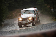 Land Rover Challenge.<br />