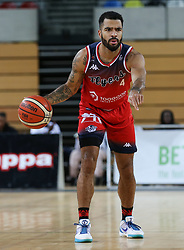 Lewis Champion of Bristol Flyers on the ball - Photo mandatory by-line: Arron Gent/JMP - 20/11/2019 - BASKETBALL - Copper Box Arena - London, England - London Lions v Bristol Flyers - British Basketball League Cup