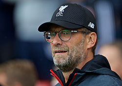 SHEFFIELD, ENGLAND - Thursday, September 26, 2019: Liverpool's manager Jürgen Klopp before the FA Premier League match between Sheffield United FC and Liverpool FC at Bramall Lane. (Pic by David Rawcliffe/Propaganda)