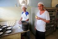 Bakery in Niquero, Granma Province, Cuba.