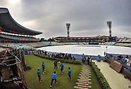 Cricket - India Practice at Kolkata 20th Sept 17