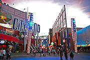 Universal City Walk in LA