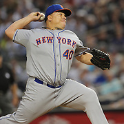 Bartolo Colon, New York Mets, pitching during the New York Yankees V New York Mets, Subway Series game at Yankee Stadium, The Bronx, New York. 12th May 2014. Photo Tim Clayton
