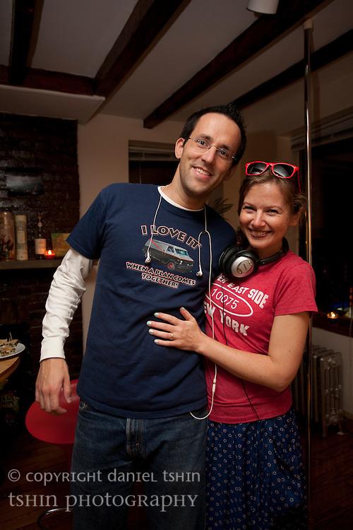 Goodbye SoHo party at Johannes Schunter's