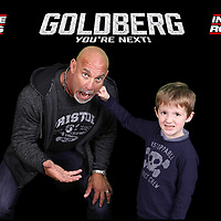 GOLDBERG, WWE, WCW, INSIDE THE ROPES, PICS:TIPTOPPICS.COM