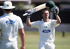 Napier-Cricket, Plunket Shield, Central Districts v Otago