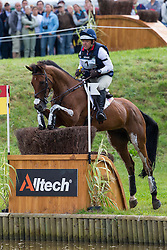 Bruce Davidson Jr, (USA), Ballynoe Castle RM - Eventing Cross - Alltech FEI World Equestrian Games™ 2014 - Normandy, France.<br /> © Hippo Foto Team - Leanjo De Koster