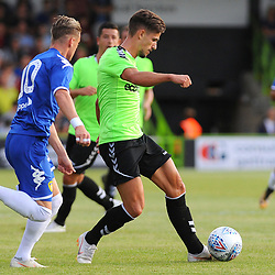 Forest Green Rovers v Leeds United