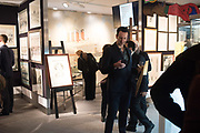 GAVIN ESSEX,Preview evening  in support of The Eve Appeal, a charity dedicated to protecting women from gynaecological cancers. Bonhams Knightsbridge, Montpelier St. London. 29 April 2019