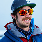 Portrait of Jordan Cargill Northeast Mountaineering Guide