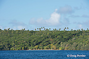 Kalau Island, Hunga Lagoon, Vava'u, Kingdom of Tonga, South Pacific