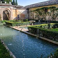 La Alhambra, Granada. España