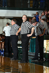 25 January 2013: Blue Ridge Knights v Tri-Valley Vikings Semi-Final Round McLean County Tournament at Shirk Center in Bloomington Illinois