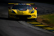 August 17-19 2018: IMSA Weathertech Michelin GT Challenge at VIR. 4 Corvette Racing, Corvette C7.R, Oliver Gavin, Tommy Milner