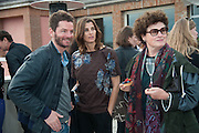 ANRI SALA; Rosario Saxe Coburg; CHANTAL CROUSEL, Absolut Art Bureau cocktails and dinner to celebrate the announcement of the 2013 Absolut Art Award shortlist. Bauer Hotel, San Marco. Venice. Venice Bienalle. 28 May 2013