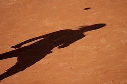Rome, Italy 12/05/2007 - Tennis - Italian ATP Masters Series - Internazionali d'Italia. Rafael Nadal (ESP)